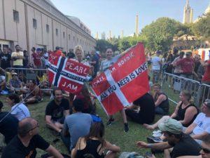 Pearl Jam Nordic admins