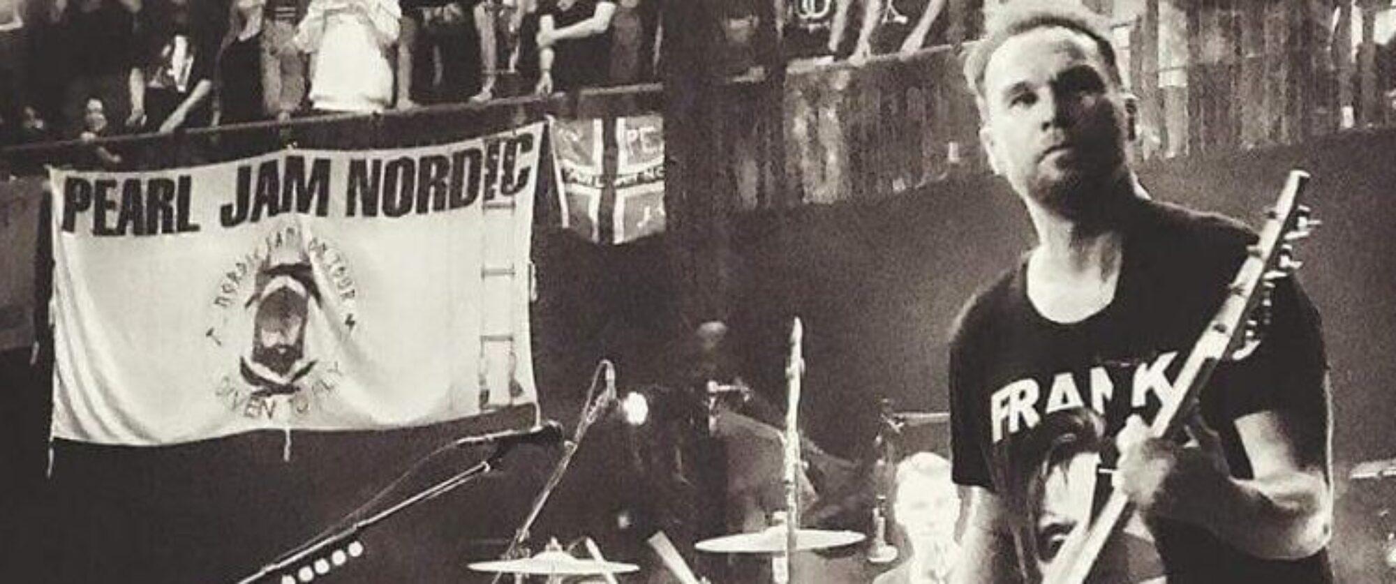 Pearl Jam Nordic