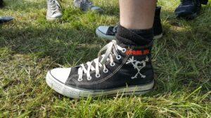 Pearl Jam shoe