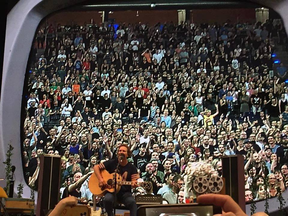 Eddie Vedder - Berlin - 28th June 2019 Photo by Ralf Köhnen